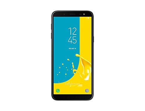 Samsung Galaxy J6 SM-J600F 14,2 cm (5.6') 3 GB 32 GB Doppia SIM 4G Nero 3000 mAh