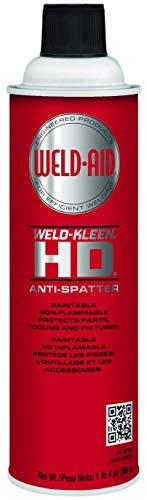 Weld-Aid Weld-Kleen Heavy Duty Anti-Spatter Liquid, 20 oz