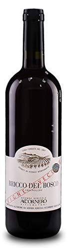 Accornero - Grignolino del Monferrato Casalese DOC'Bricco del Bosco' Vigne Vecchie 2013 1,5 lt. MAGNUM