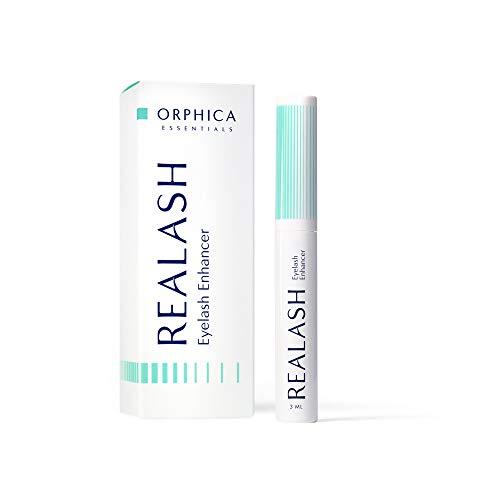 Orphica Realash siero ciglia 3ml, rinforzante ciglia, siero per ciglia allungante
