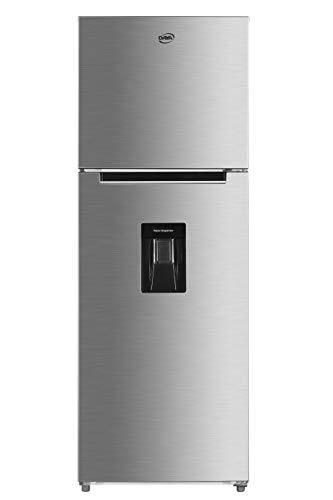 Daya, Frigorifero Doppia Porta DDP-455DNM2XF0, Total Inox, Total no Frost, Drink Dispenser