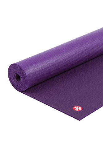Manduka PRO Yoga and Pilates Mat, Purple, 85'