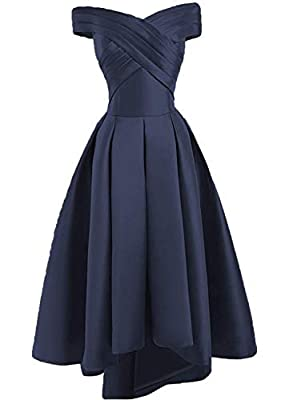 Tips: There are 5cm you can modify when dress is small for you. JAEDEN measurements for detailed sizing information on left. Available in full size range (Size 2- Size 28) and in custom sizing Prom Dress Evening Gown Off the Shoulder Satin Pleat Lace...