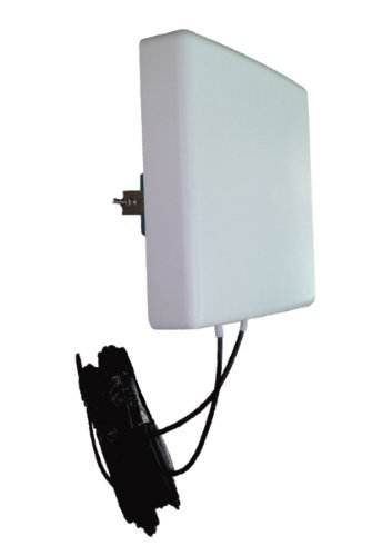 LTE-4G-5G-Antenne MIMO Multiband Outdoor LowcostMobile 2x10m kabel LMR200 SMA 700 800 900 1800 2100 2600 Mhz passend zu router Huawei B525 B715 Vodafone Telekom Speedport LTE Speedbox LTE O2 FritzBox LTE TP Link Teltonika