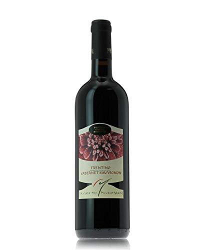 Trentino Cabernet Sauvignon DOC La Casa del Picchio Verde 2013  Baldessari - Cassa da 3 bottiglie