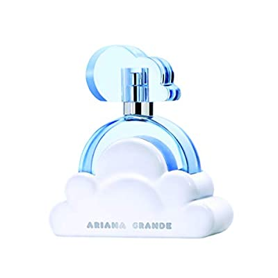 Ariana Grande fragrance Cloud is the uplifting new scent that imbues a thoughtful, artistic expression of positivity and happiness from Ariana to her fans. This addictive scent opens with a dreamy blend of alluring lavender blossom, forbidden juicy P...