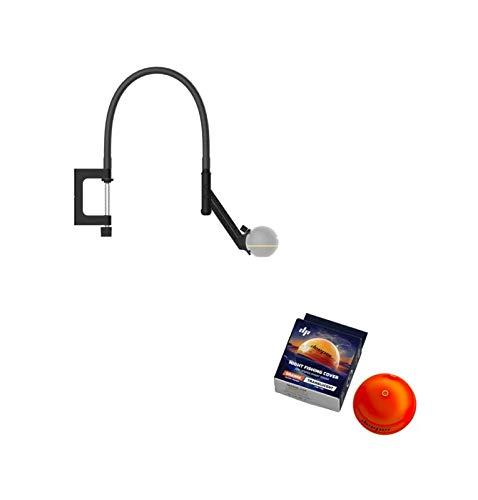 Deeper Smart Sonar Pro + Plus - Set di accessori + supporto per ecoloto, custodia per pesca notturna