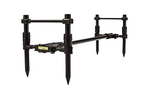 Nash Tackle Rod Pod 3 Rod T2756 Rodpod - Supporto per canna da pesca