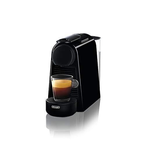 Nespresso Essenza Mini EN85.B, Macchina da Caffè DeLonghi, Nero