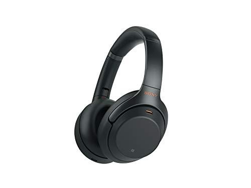 Sony WH1000XM3  - Audífonos Bluetooth de diadema con noise cancelling  y control por voz con Amazon...