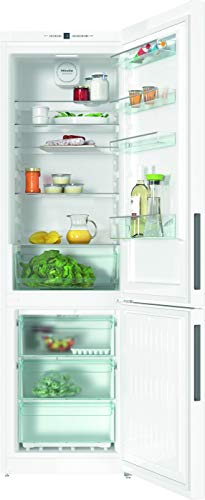 Miele KFN 29133 WS Frigo congelatore da libero posizionamento