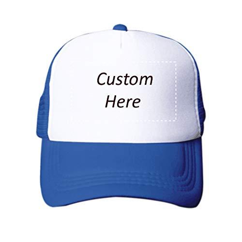 Custom Hat, Customize Your Own Text Photos Logo Adjustable...