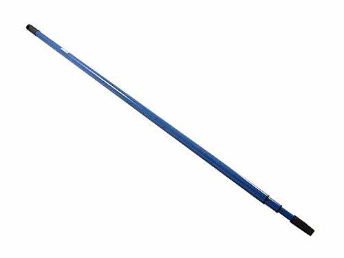 La Briantina Manico Allungabile MAN04057A, fino a 3.6 Metri, in Metallo Plastificato, Blu