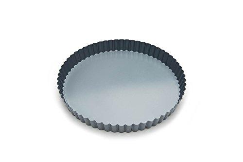 Fox Run Removable Bottom Non-Stick Tart Pan, 9-Inch Diameter