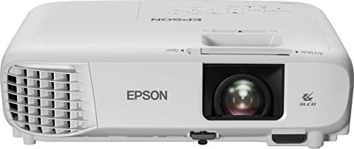 Epson EH-TW740 with HC Lamp Warranty - Videoproiettore Full HD 1080p, Luminosit di 3.300 lumen, Tecnologia 3LCD