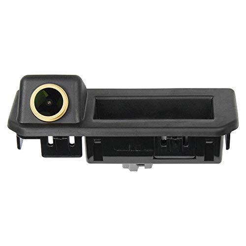 HD 1280x720p D'oro Telecamere posteriori Retrocamera Telecamera Retromarci Telecamera impermeabile Visone Notturna per Skoda Rapid 2016-2019 SEAT Arona Ateca VW Polo vw polo sedan 2015-2019