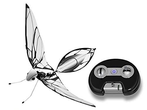 BionicBird MetaFly Kit - Drone BIOMIMETICO a Insetto Drone radiocomandato per Uso Interno ed Esterno (Standard Kit Senza Accessori Aggiuntivi)