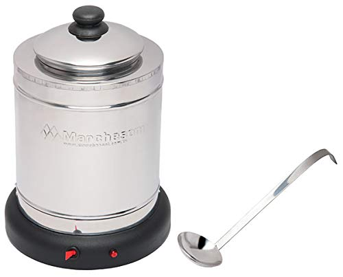 Melter Commercial 1 Cuba Marchesoni Master Inox 1kg