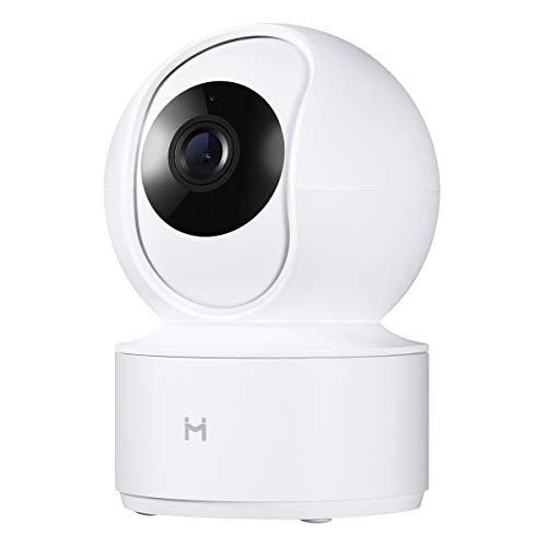IMI Mi Home 1080P HD Telecamera IP di sicurezza Telecamera di sicurezza Pan / Tilt Audio bidirezionale Visione notturna Rilevazione del movimento Accesso remoto per iOS / Android