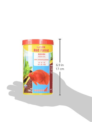 Bird   Sera 413 red Parrot 11.6 oz 1.000 ml Pet Food, One Size, Gym exercise ab workouts - shap2.com