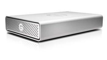 G-Technology G-DRIVE 14 To 195MB/s, avec USB 3.0 / USB-C, garantie 3 ans