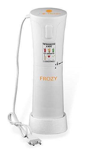 MACOM Just Kitchen 861 Frozy Ice Crusher Tritaghiacchio Elettrico per Granite e Cocktail