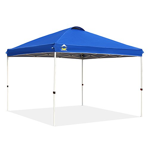 CROWN SHADES Patented 10ft x 10ft Outdoor Pop up Portable...