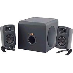[Klipsch]ProMedia2.1電腦藍芽喇叭
