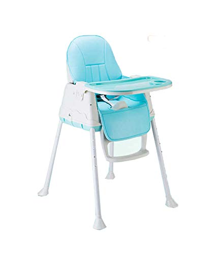 SYGA High Chair for Baby Kids,Safety Toddler Feeding Booster Seat Dining Table Chair with...