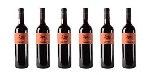 6 bottiglie di Cabernet Franc dei Colli Orientali del Friuli DOC | Cantina Petrucco | Annata 2016