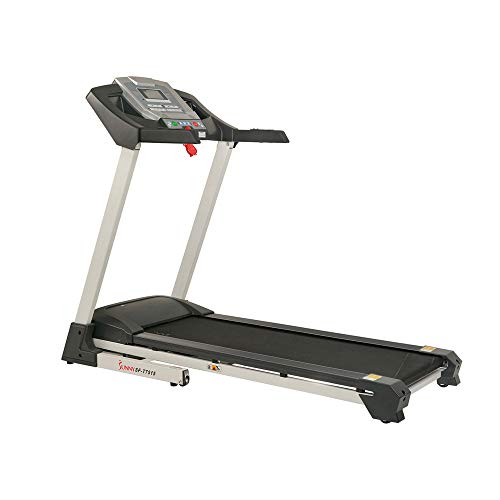 Sunny Health & Fitness SF-T7515 Smart Treadmill with Auto Incline, Sound System, Bluetooth and Phone Function 2