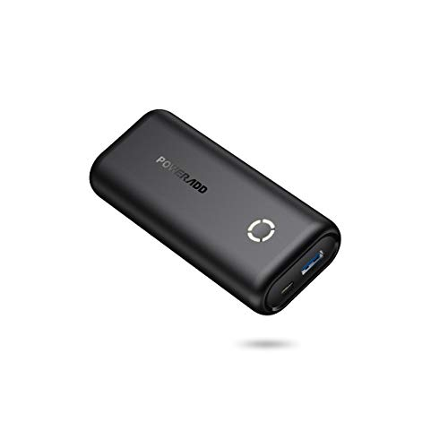 POWERADD EnergyCell Mini Power Bank 10000mAh Cargador Portátil...