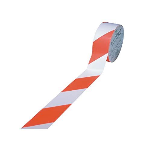 Rocol Markierungsklebeband EasyTape rosso/ bianco (L x B) 33 m x 75 mm Kautschuk Inhalt: 1 Rolle(n)