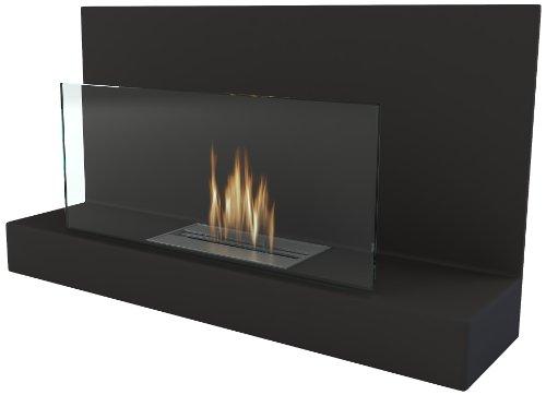 Imagin Bioethanol Fireplace - Alden Black