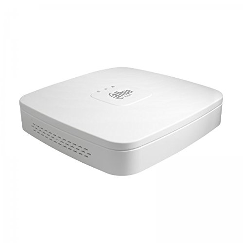 NVR2104-P-S2 4 canales IP hasta 6MP soporta 1HDD PoE