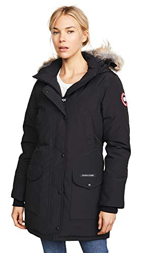 31QakMXNyaL Arctic Tech - Extreme Conditions: Water Resistant, Durable, Warm, Wind Resistant 2-way adjustable down-filled hood adds warmth and element protection Removable fur ruff with a shaping wire stands up to harsh winds