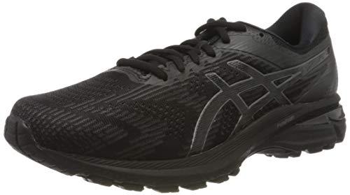 Asics GT-2000 8, Running Shoe Hombre, Negro, 42.5 EU