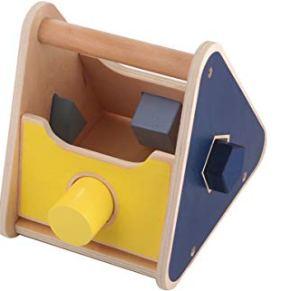 Kindsgut Cajita con rompecabezas para bebé
