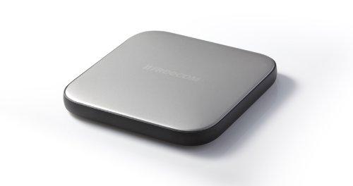 Freecom Mobile Drive SQ HDD Esterno 1000 GB, USB 3.0, 2.5 Pollici, Compatibilita' Mac, Grigio
