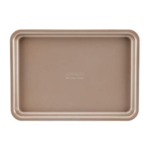 Anolon Nonstick BakewareCookie Pan, 10-Inch by 15-Inch (Bronze)