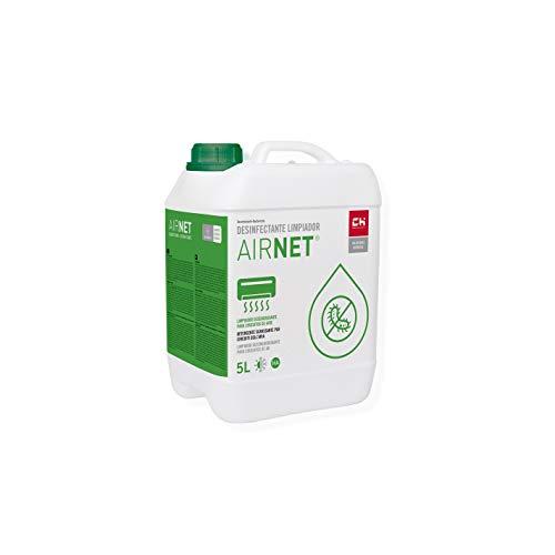 CH Quimica Limpiador desinfectante AIRNET en garrafa de 5l p