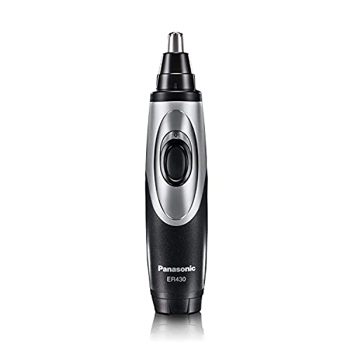 3. Panasonic Nose Hair Trimmer and Ear Hair Trimmer ER430K