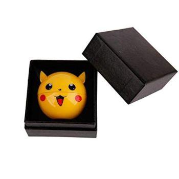 WTDlove Broyeur d'anime Pokemon, broyeur Manuel à Base de Plantes à 3 Couches, ustensiles de Cuisine Portables