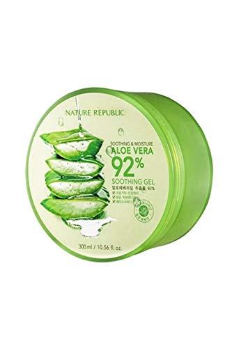 Nature Republic New Soothing & Moisture Aloe Vera 92% Gel,...