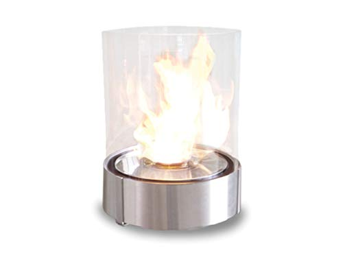 Simple - Tabletop Bioethanol Portable Freestanding Indoor & Outdoor Fireplace