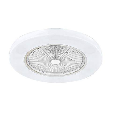 Ventilatore a soffitto con Lampada, luci a LED con illuminazione dimmerabile con telecomando Lampada...