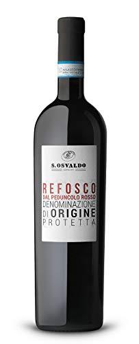 Refosco Doc Lison Pramaggiore cl75 S.Osvaldo - Vino Rosso Fermo