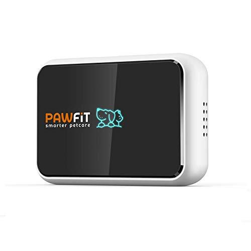 Pawfit 2 GPS Dog Tracker for Pet Dog Collar, Three...