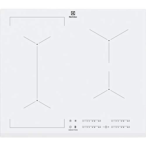 Electrolux EIV 63443 BW Incasso A induzione Bianco piano cottura