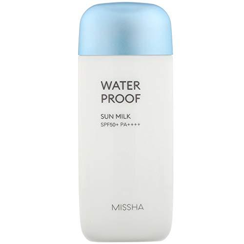 Missha ('18) Missha All Around Safe Block Water Proof Sun Milk Spf50+/Pa++++_70Ml 200 ml